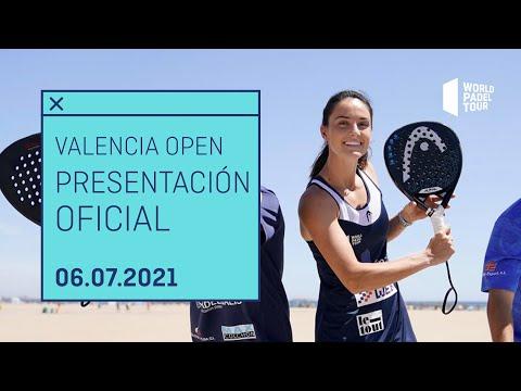 Presentación Estrella Damm Valencia Open