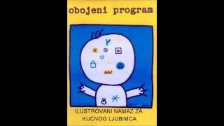 Obojeni Program - ilustrovani namaz za kućnog ljubimca