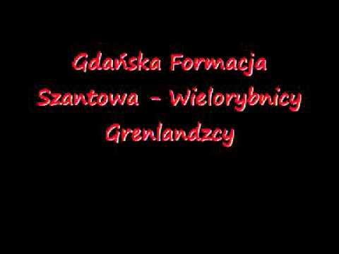 Gdańska Formacja Szantowa - Wielorybnicy Grenlandzcy