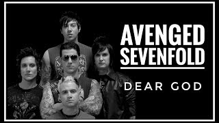 [SUB INDO] Avenged Sevenfold - Dear God Lyrics