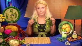 Вязание крючком. Вяжем из шерсти украшения - нарядные бусы. Мастер класс. Наташа Фохтина
