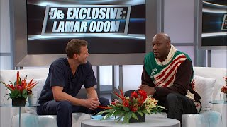 Lamar Odom's Update on His Road to Recovery