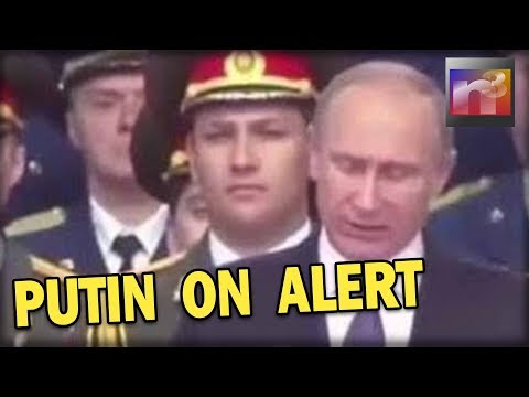 Putin's Russia on HIGH ALERT as NATO Forces Close in on Border During 'Operation Atlantic Resolve'