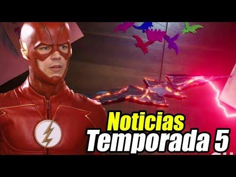 Noticias - EL PLAN DE CICADA || The Flash Temporada 5