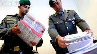 Cortina 2012..80 ispettori della Finanza (Comunisti ) in Gita a Cortina....