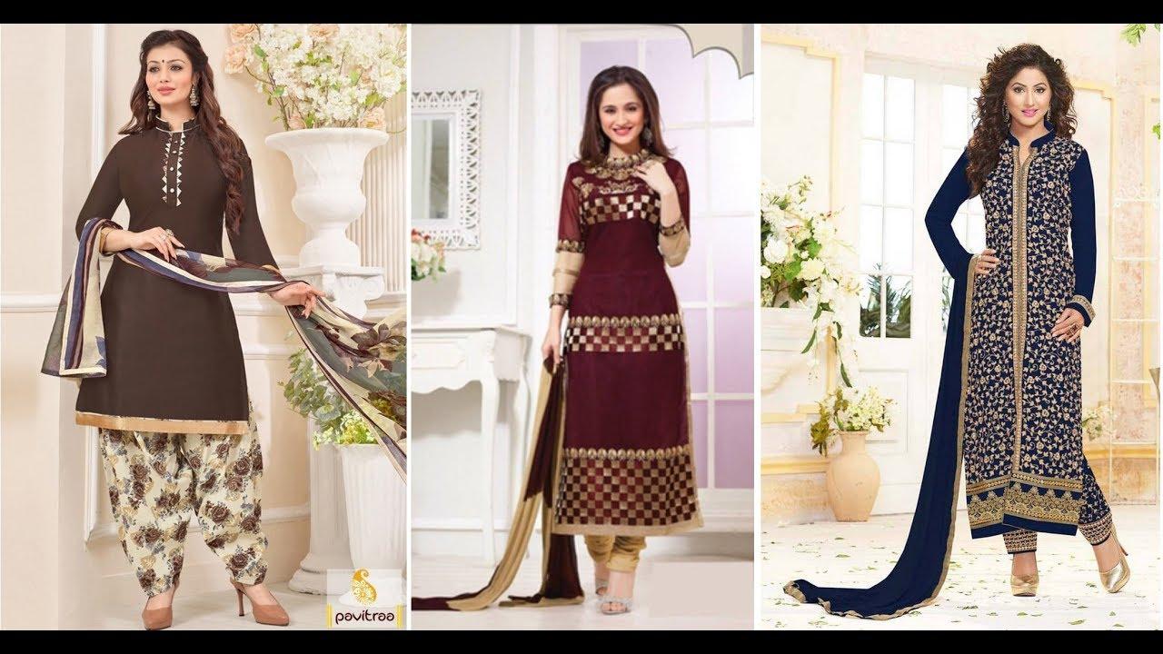 New Indian Pakistani Dress Salwar Kameez Designs Dress Designs For Girls Youtube