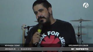 Manifesto Uberlândia - 05/07/2015 - Dízimo