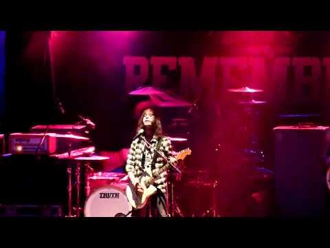 Pierce The Veil - The Sky Under The Sea Live at Huxley's 20.02.2011 with Lyrics [HD & HQ]