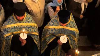 Хвалите Имя Господне (знаменный распев, гармонизация П.Чеснокова) - хор СамПДС