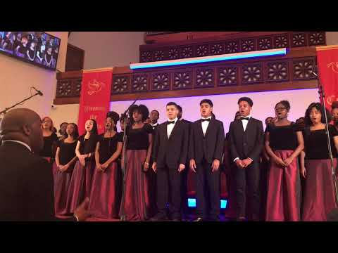 Northeastern Academy Sings (In Bright Mansions)