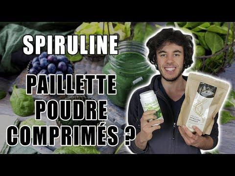 Spiruline Aphrodisiaque : Soldes - Plante - Propriétés | Pourquoi faire une cure ?