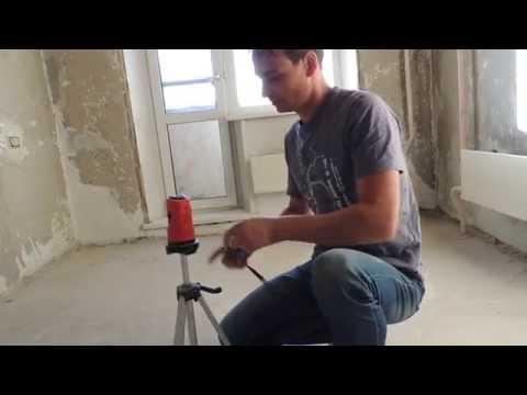 Как найти верхнюю и нижнюю точку пола в квартире. Ewro-remont.ru