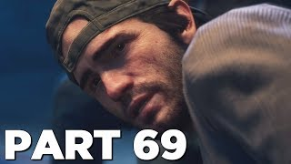 DAYS GONE Walkthrough Gameplay Part 69 - SHADOW (PS4 Pro)