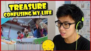 Download lagu Treasure confusing my life | Treasure moments reaction