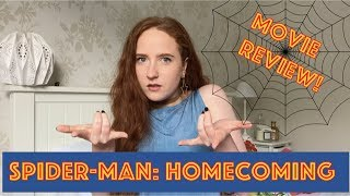 SPIDER-MAN: HOMECOMING REVIEW!!