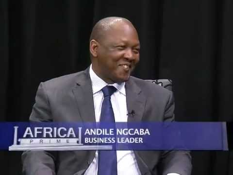 Andile Ngcaba - Exec. Chairman, Dimension Data Middle East and Africa - Part 1