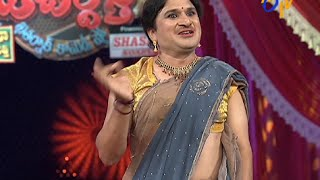 Jabardasth - జబర్దస్త్ - Rocket Raghava Performance on 14th May 2015