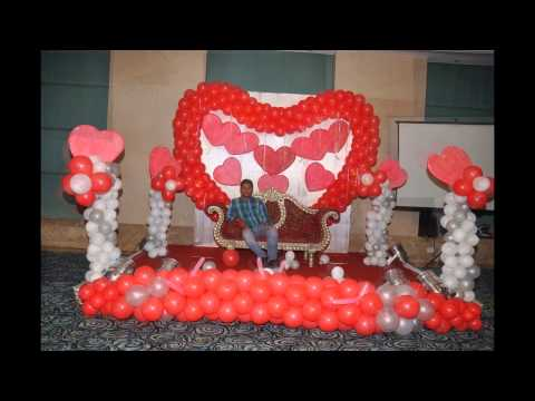 25th anniversary balloon decoration by 17 degree event for 25th anniversary decoration