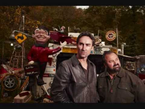 The American Pickers D...