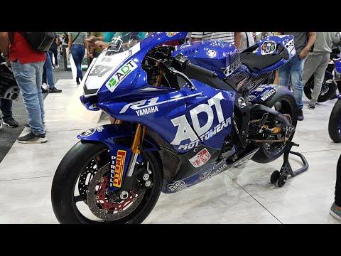 download Yamaha YZF R1 Race Bike/Specs/Walk Around