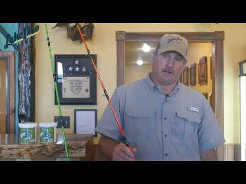 Tackle Tuesday Sept 17th: Danny King's NEW Punch Bait