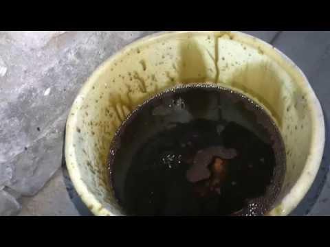 замена масла на форд с макс и установка фильтра базальт