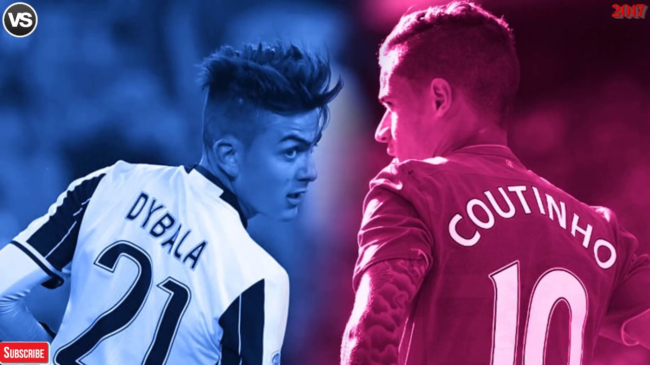e0cebc6d3 Paulo Dybala VS Philippe Coutinho 2018 HD Skills   Goals - YouTube