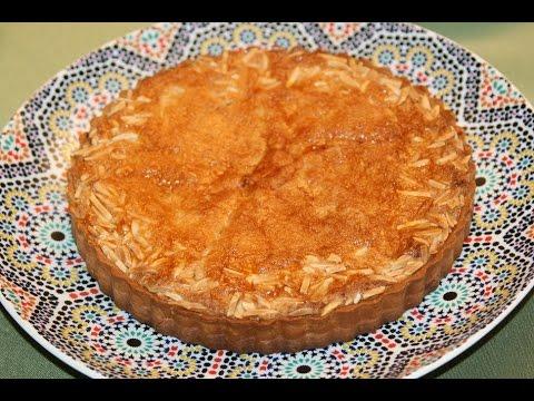 pâte-sucrée-aux-amandes---sweet-shortcrust-dough