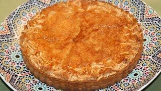 Recette Pâte Sucrée Aux Amandes - Sweet Shortcrust Dough Recipe - Recettes Maroc