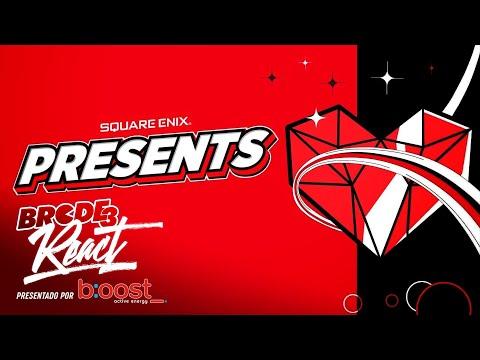 SQUARE ENIX Presents Summer Showcase – BRCDEvg React