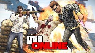GTA 5 Online (PC) - Дорога смерти! #136
