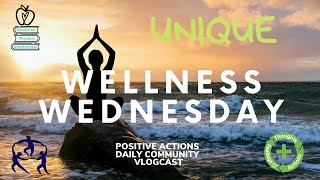 Wellness Wednesday! Week 4:Sept 30: Yoga for kids and WHERE IN MORGAN COUNTY are PA?