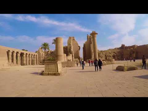 Temples of Egypt GoPro
