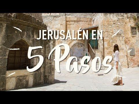 Buen Viaje a Jerusalén - Un recorrido por la ciudad sagrada