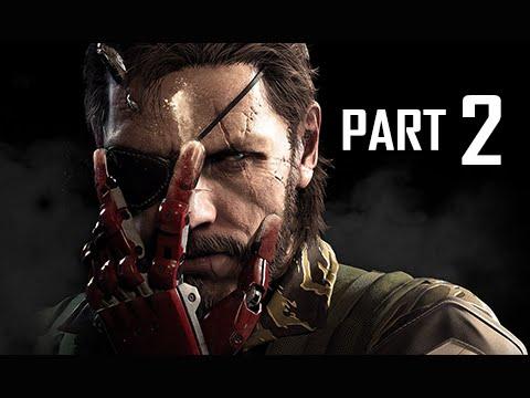 Metal Gear Solid 5 The Phantom Pain Walkthrough Part 2 - Honey Bee (MGS5 Let's Play Gameplay)