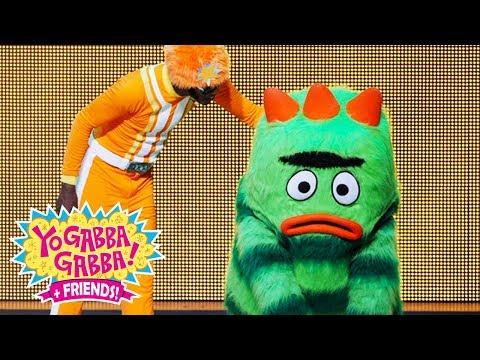 Yo Gabba Gabba! Family Fun - I'M SO SORRY | SING AND DANCE | DJ LANCE | Family show | Kids Songs
