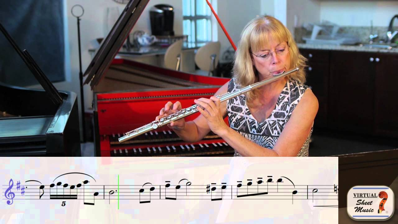 Flute Lesson - Changing Octaves, part 2