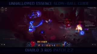 [Guide] Diablo 3 RoS Demon Hunter Unhallowed Essence Kridershot+ GR 53 Solo (2.2 best UE build)