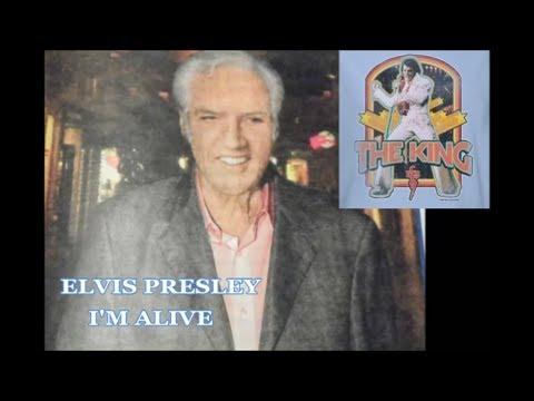 ELVIS PRESLEY -   I'M ALIVE