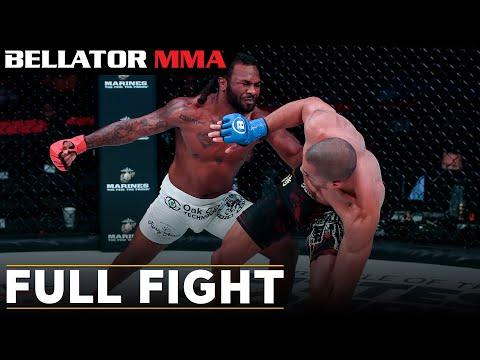 Full Fight | Romero Cotton vs. Jason Perrotta - Bellator 233