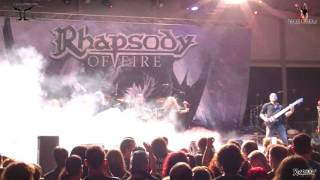 Download Rhapsody of Fire - Land of Immortals (live V Metal Lorca, 25-06-2016) MP3 song and Music Video