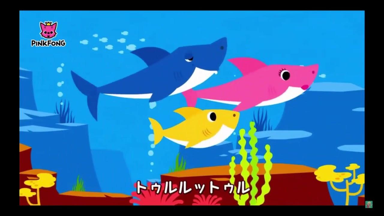 Japanese Baby Shark Youtube