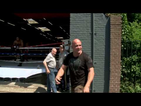 Bas Rutten gets ambushed by Alistair Overeem