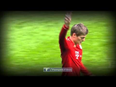 HD 1080p Bayern Munich - Franck Ribery - Toni Kroos - Philipp Lahm