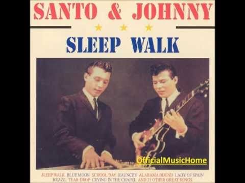 Santo & Johnny - Sleep walk [Original instrumental]