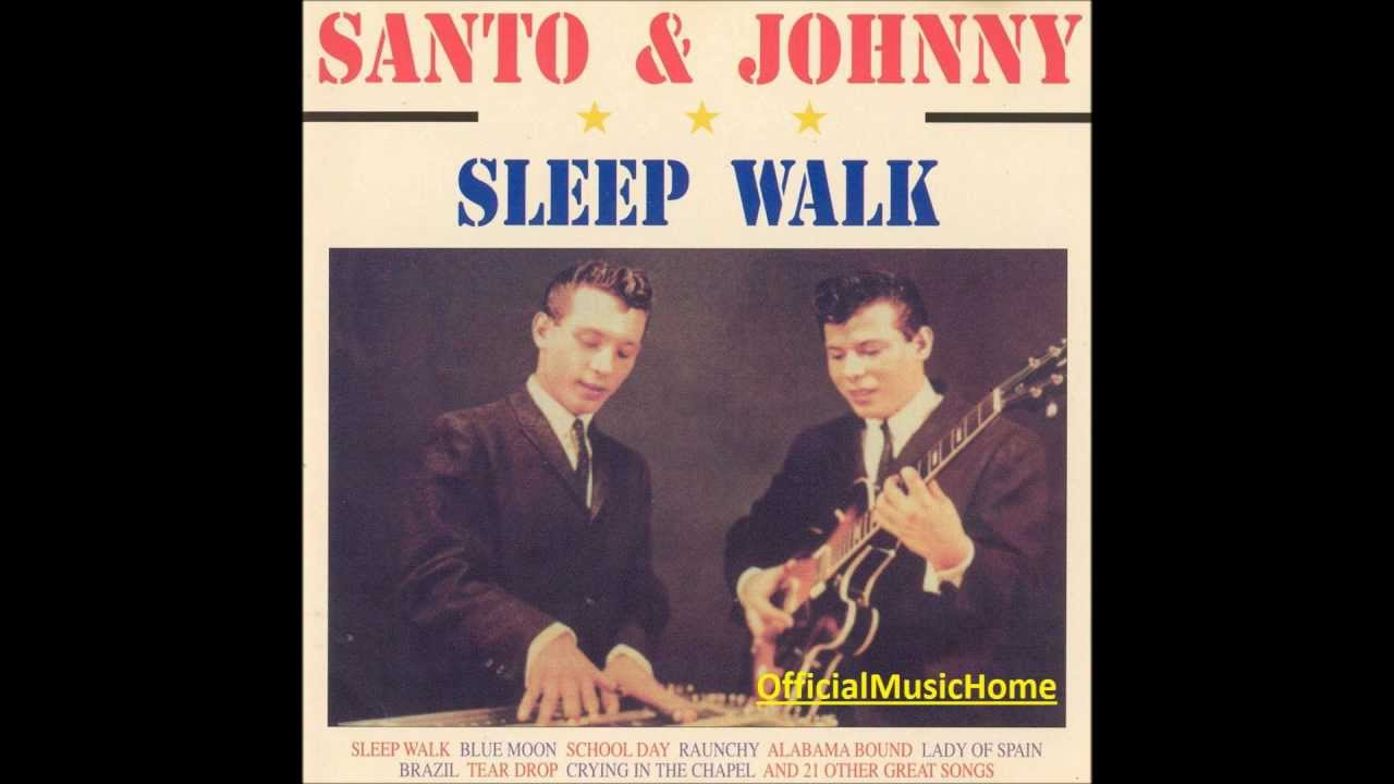 Santo Johnny Sleep Walk Original Instrumental Chords Chordify