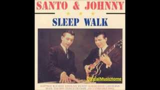 Santo & Johnny - Sleep walk [Original instrumental] thumbnail