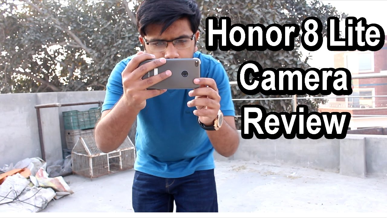Huawei Honor 8 Lite (P8 Lite 2017) Camera Review - YouTube