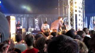 Defeater - A Wound and Scar @ Groezrock 2010