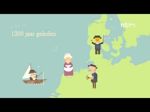 Why does Frisia have its own language?